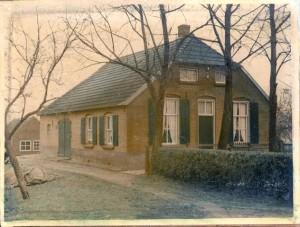 ouderlijk huis B.H. de Bruin-Velthorst