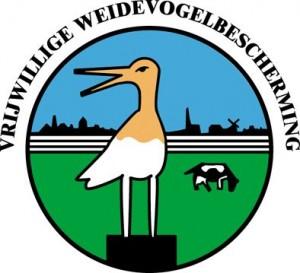 logo vrijwillige weidevogelbescherming