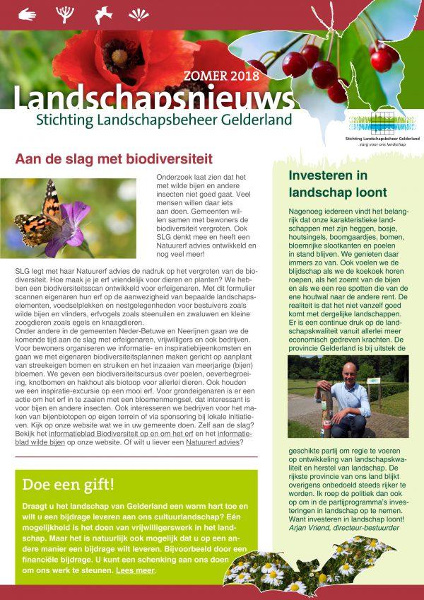 Landschapsnieuws zomer (pdf)